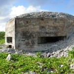 WWII Japanese pillbox