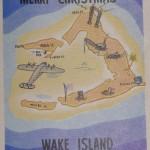1941 Wake Christmas card, courtesy Phil Millard