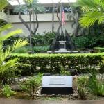 Courtyard of Heroes, PACAF HQ