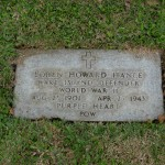 L. H. Hance grave