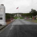 Punchbowl Cemetery entrance