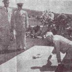 Punchbowl Grave Dedication
