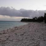 Massacre site, north beach, Wake Island