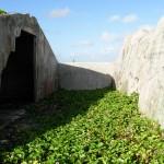 WWII bunker portal
