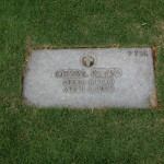 O. A. Kelso grave