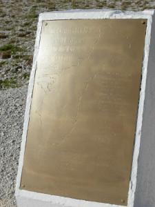 Guam memorial detail