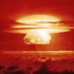 1954 Operation Castle-Bravo Bikini atoll