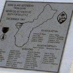 Guam Memorial Rededication
